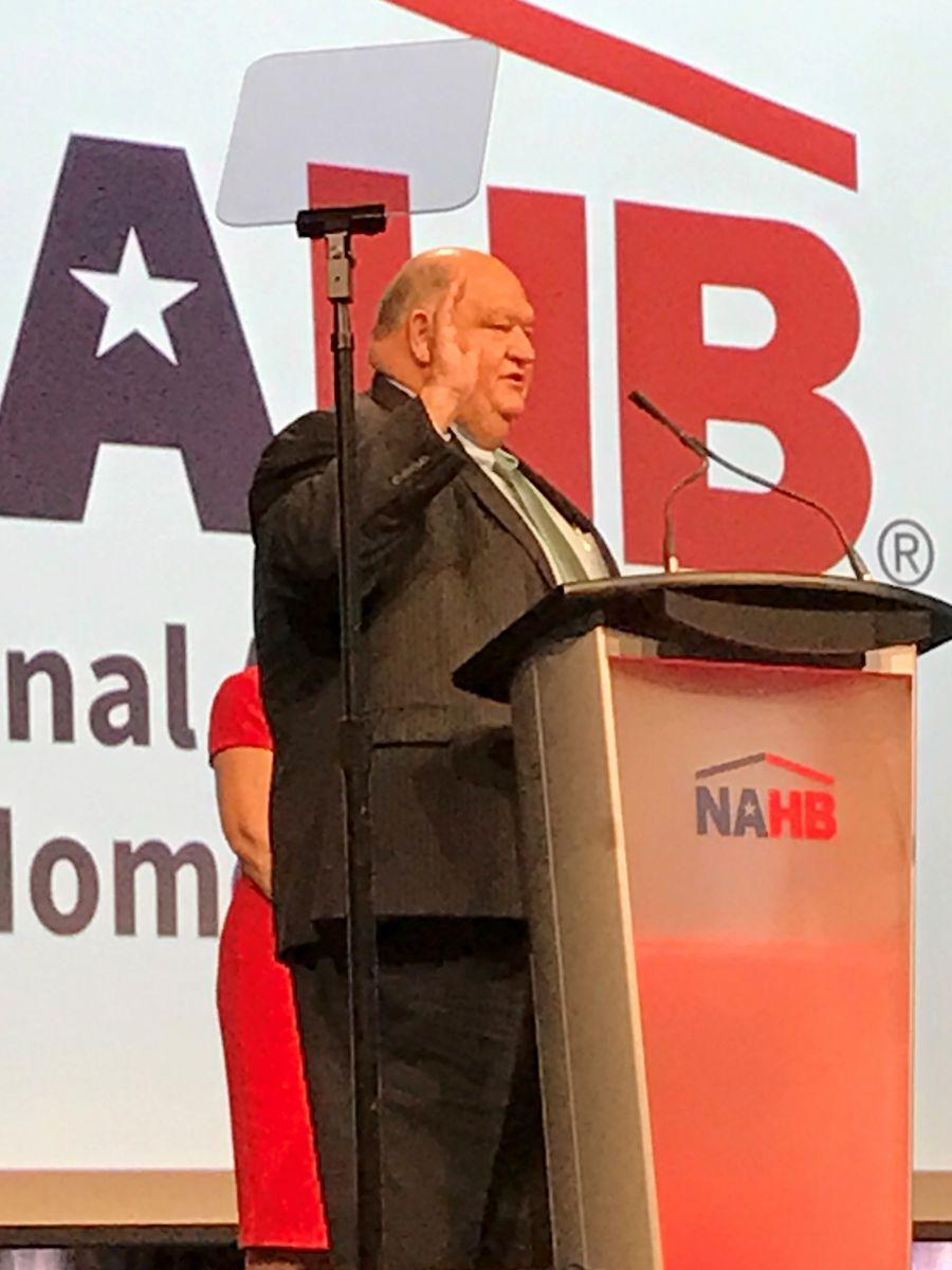 TAB | Granger MacDonald Elected NAHB Chairman